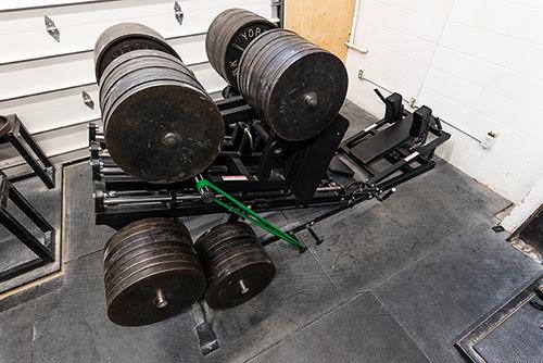 Fortis Fitness Equipment Leg Press