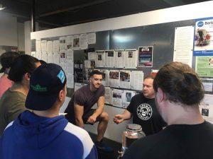 Fortis Fitness BBQ, Ed Coan, Matt Wenning, Charles Poliquin, Paul Carter, Ken Kinaken