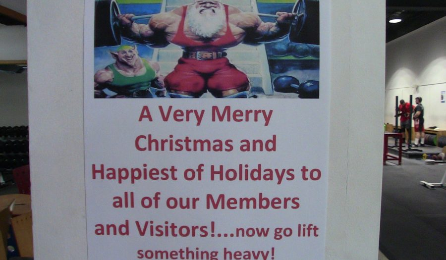 Fortis Fitness, Merry Christmas, #Christmas