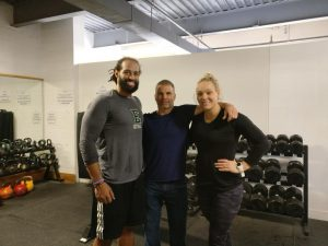 PLAE Strength Summit, Val Smith and Fred Hale, Fortis Fitness
