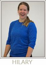 Hilary Lederer, Fortis Fitness Trainer